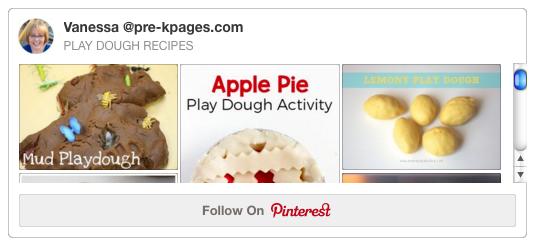 Play Dough Recipes Pinterest Board