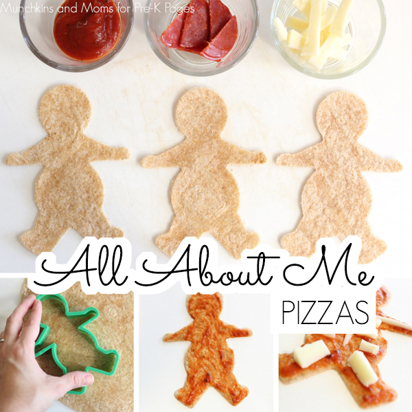 all about me snack preschool