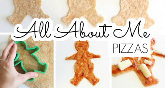 All About Me Snack Activity