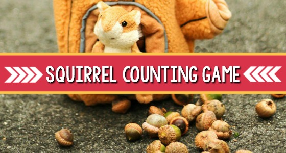 Feed the Squirrel Game