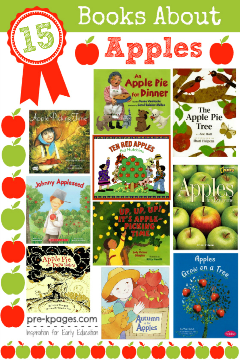 apple books for prek
