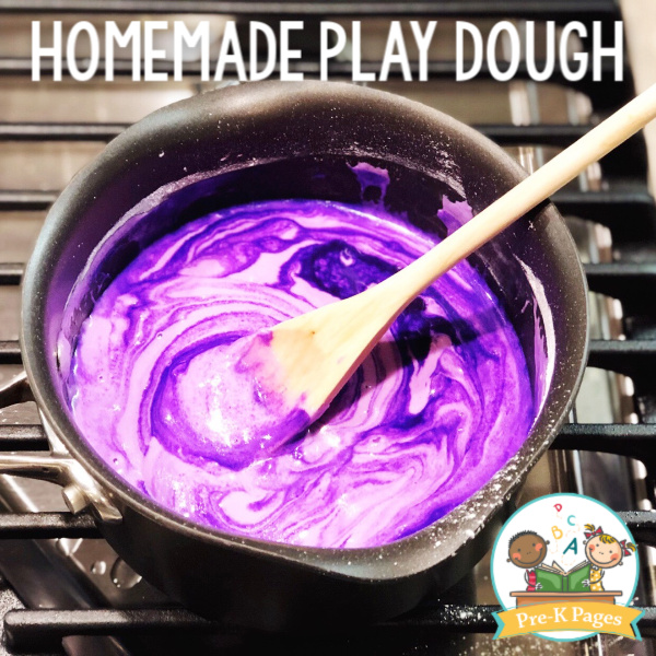 Purple Play Dough