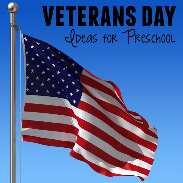Veterans Day Ideas for Preschool