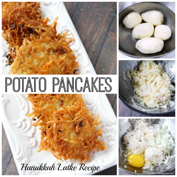 Potato Pancake Recipe for Hanukkah