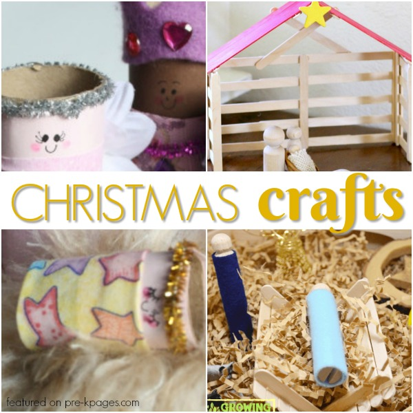 DIY Christmas Crafts for Sunday School