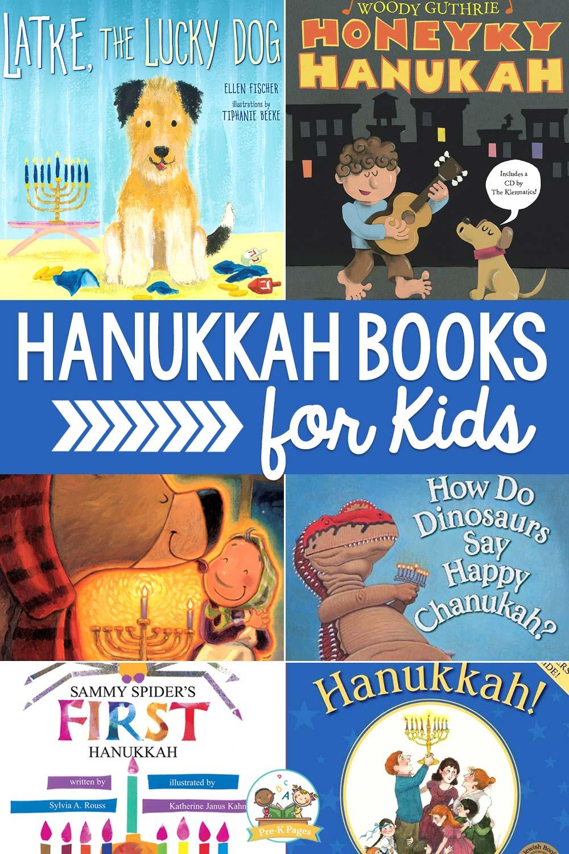 Hanukah Books For Kids