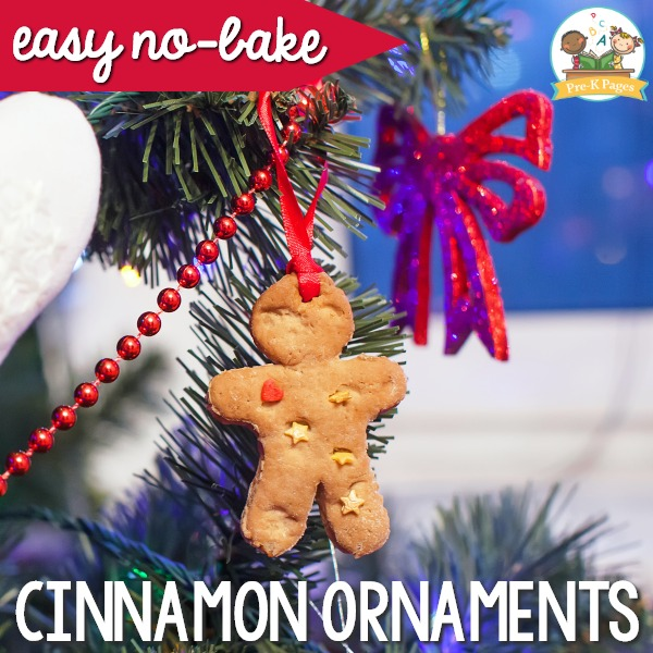 How to Make Cinnamon Applesauce Ornaments