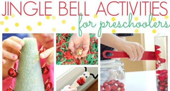Preschool Activities with Jingle Bells