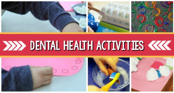 Activities for a Dental Health Theme in Preschool