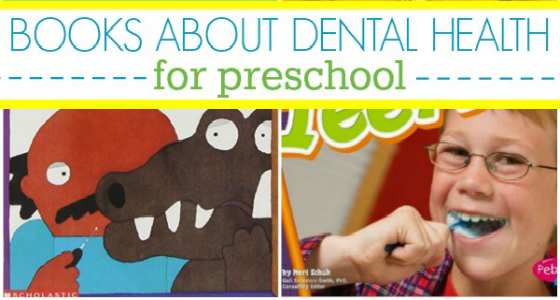 Books About Dentists for Preschoolers