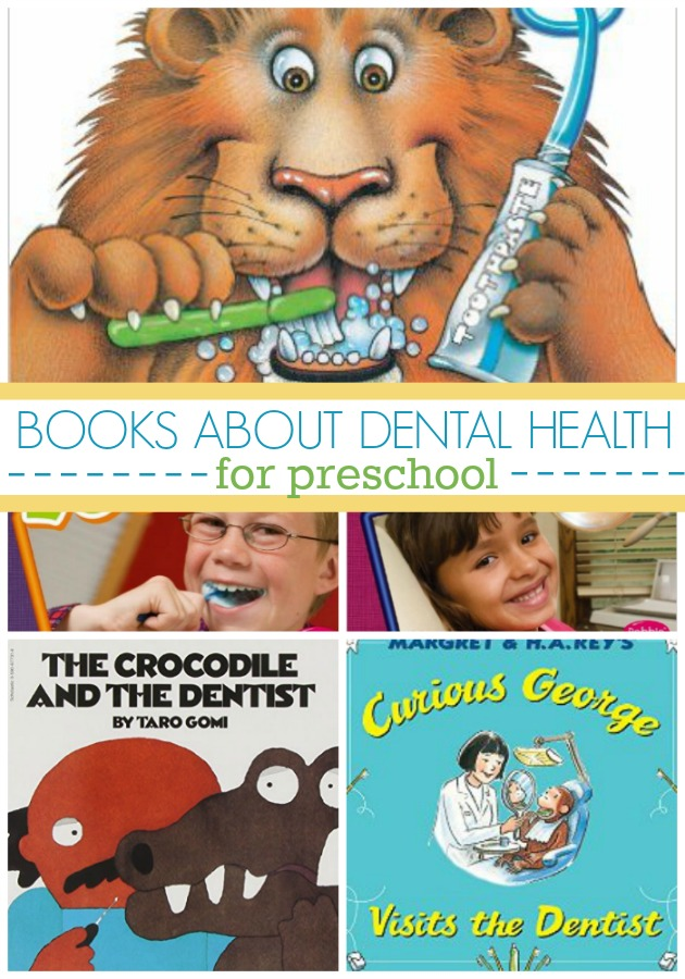 Dental Health Books for Preschool