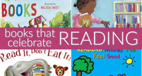 Preschool Books About the Library