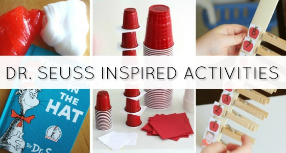 Dr. Seuss Activities for Preschoolers