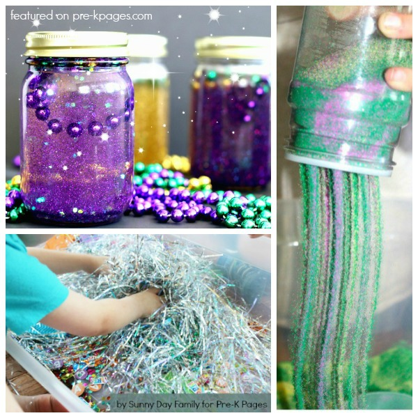 Mardi Gras Ideas for Preschool