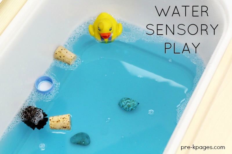 Sink and Float Experiment for Preschool