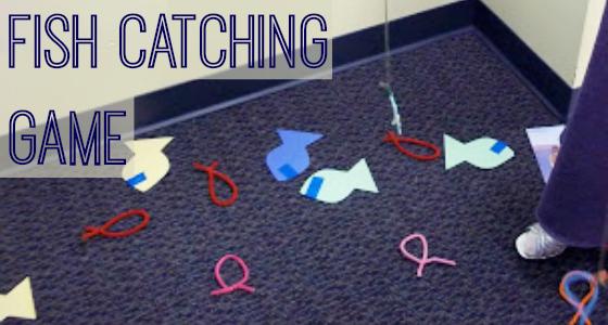 Fish Catching Game