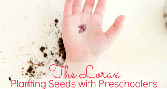 graphic about Truffula Seeds Printable identified as The Lorax: Planting Seeds with Preschoolers - Pre-K Internet pages