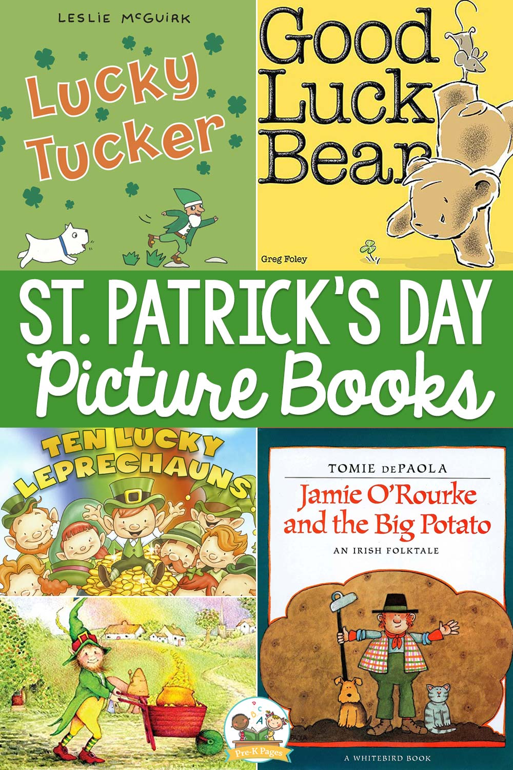 St. Patrick's Day picture book