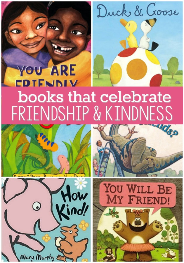 Books About Friendship and Kindness