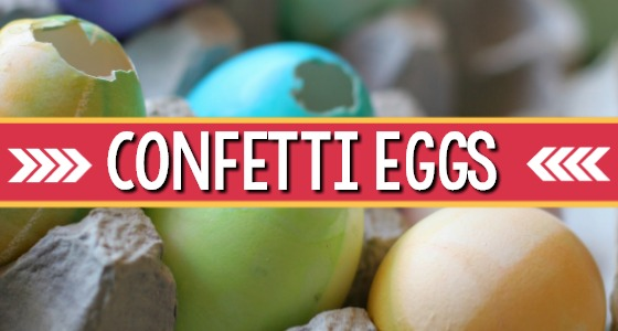 How to Make Cascarones Confetti Eggs