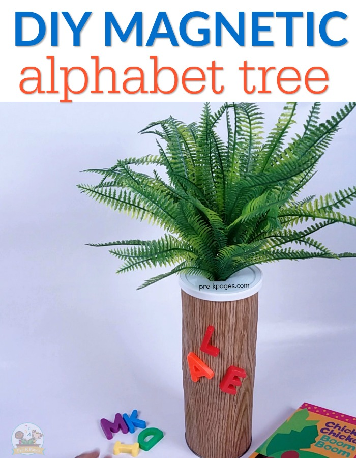 picture about Chicka Chicka Boom Boom Printable Book named Chicka Chicka Increase Increase Magnetic Alphabet Tree - Pre-K Web pages