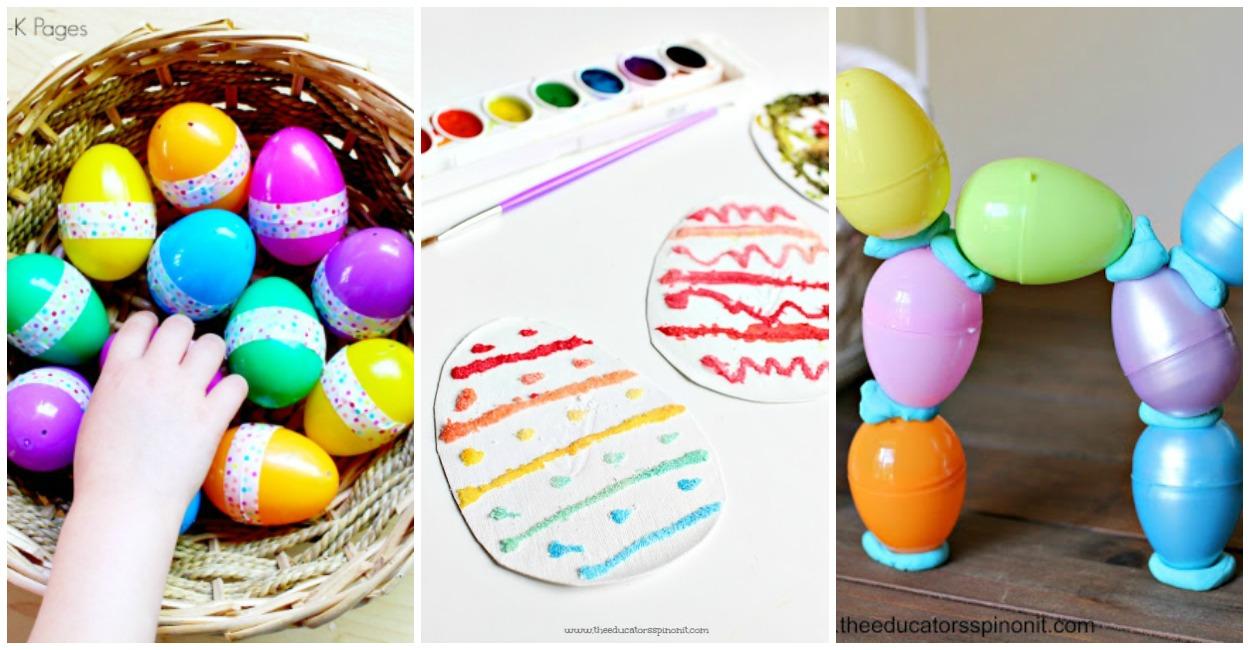 Easter Theme Activities for Preschoolers