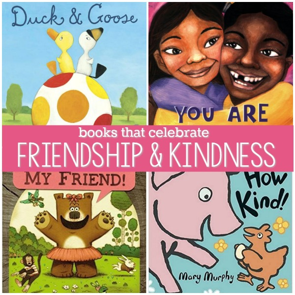 Friendship Books for Preschool