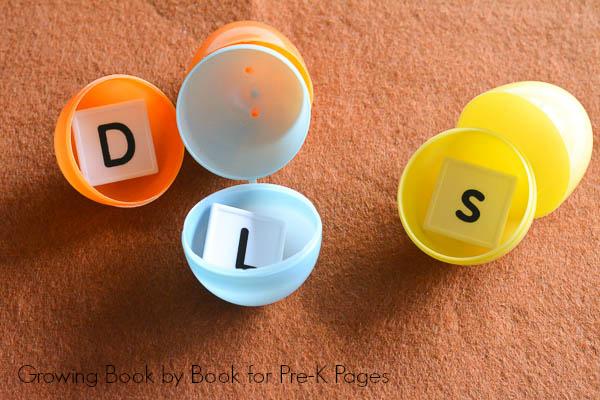 humpty dumpty alphabet
