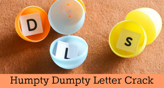 humpty dumpty alphabet activity