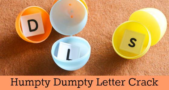 Humpty Dumpty Letter Crack