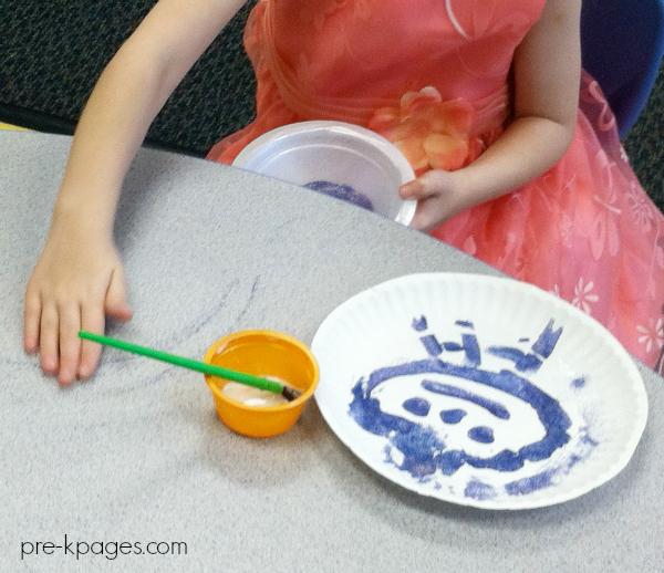 sand pictures kindergarten