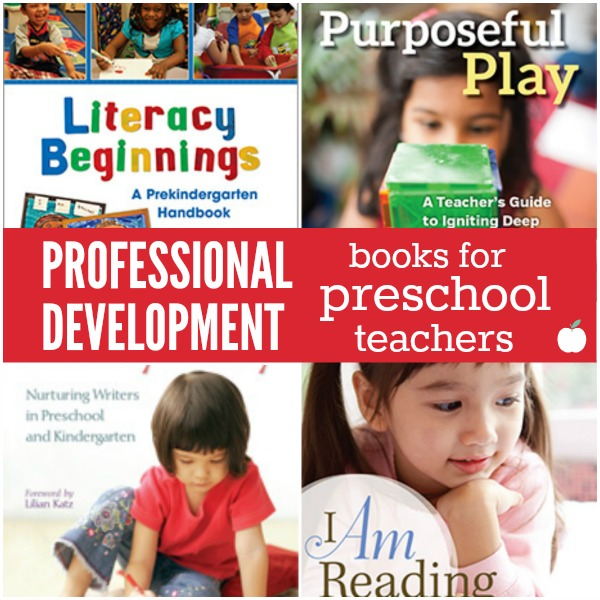 Professional Development Book Study for PreK Teachers
