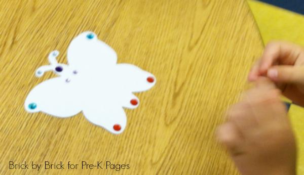 magnet mothers day kindergarten
