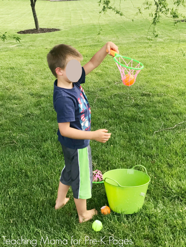 outside activities spring summer