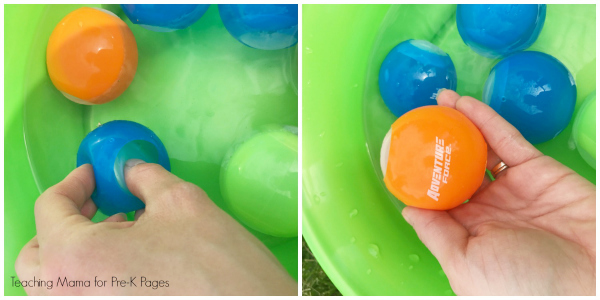 reusable water balloons for kids obstacle course