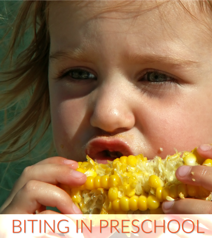 Biting in Preschool: why does it happen and what to do about it