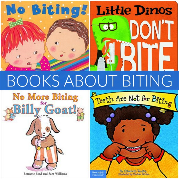 Books About Biting in Preschool