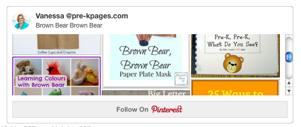 Brown Bear Brown Bear Pinterest Board