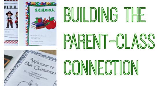 Building the Parent-Classroom Connection