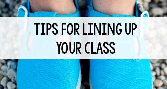 How to Get Kids to Line Up in Preschool and Pre-K