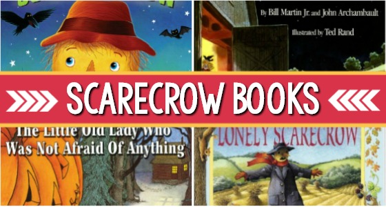 Scarecrow Books for Preschool