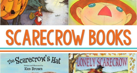 Scarecrow book list for preschool