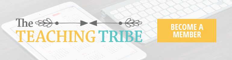 The Teaching Tribe Membership Site for Pre-K Preschool and Kindergarten Teachers