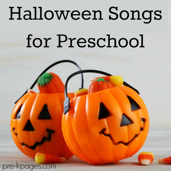 halloween songs and videos