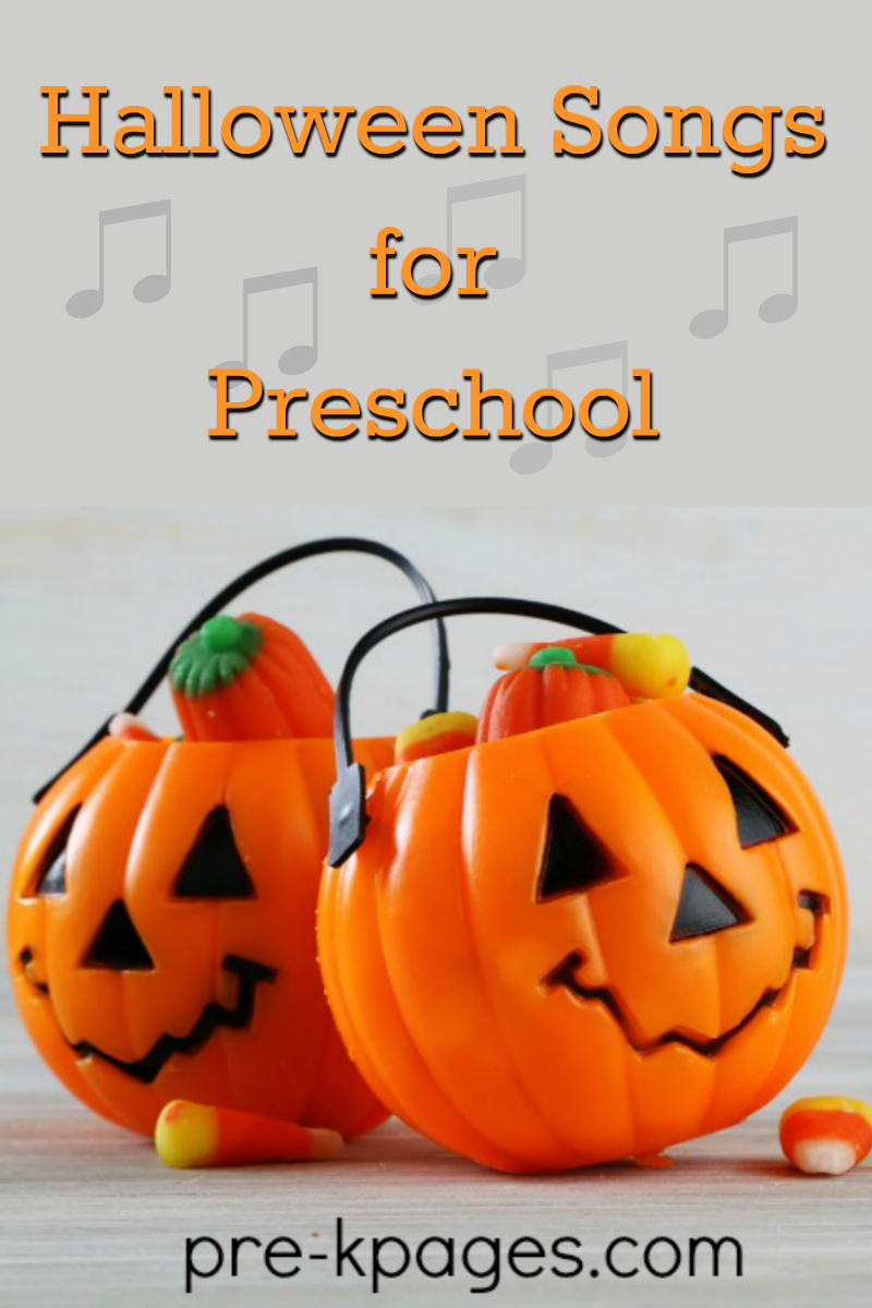 halloween songs for preschool