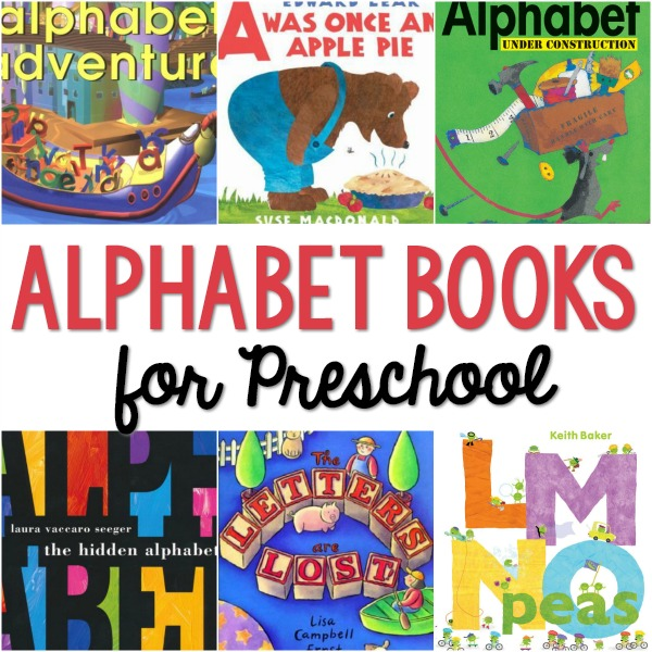 ABC Books for Preschool