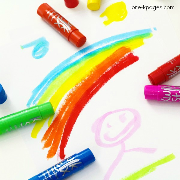 Art Center Paint Sticks Kwik Stix