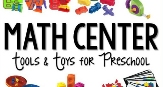 Best Math Tools and Toys for Preschool Cover
