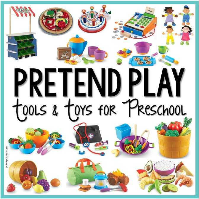 Toys For A Preschool Classroom : Dramatic play center in preschool pre k and kindergarten