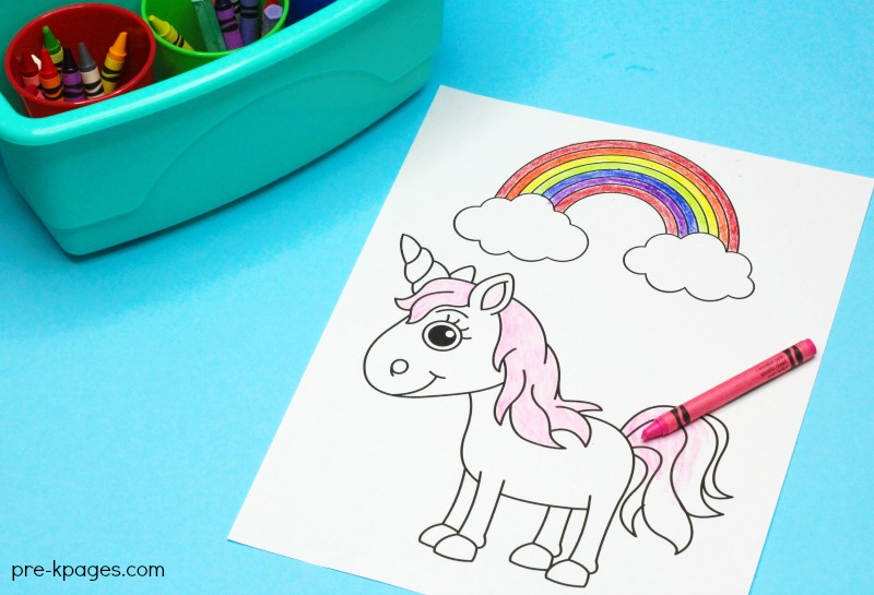 Are Coloring Books Bad for Kids? - Pre-K Pages
